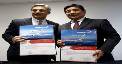 China's Okay Airways in commitment for Boeing 737 jets worth $1.3 billion