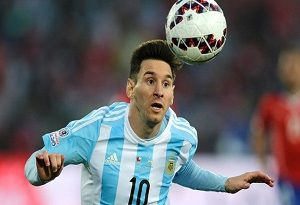 Messi set to appear in 2018 qualifiers for first time