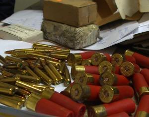 Bullet Smuggler Arrested