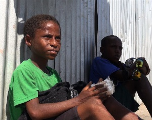 Increased Street Kids a Cause for Concern