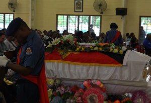 Late MP Mona Farewelled
