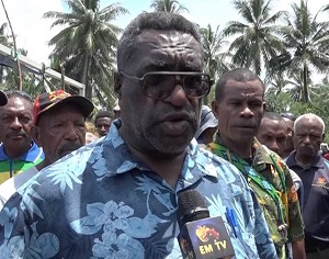 Morobe Provincial Government Petition Resolution