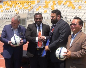 Port Moresby To Host FIFA U20 Women's World Cup