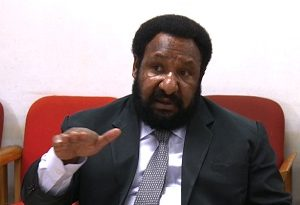 PNG's Oppostion Announces Shadow Ministers