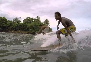 Surfing PNG on a brink of Success