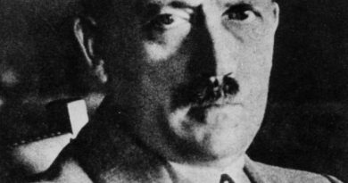 """German """"Fuehrer"""" Adolf Hitler is shown in this  undated file picture .  Courtesy of The National Archive/Handout"""