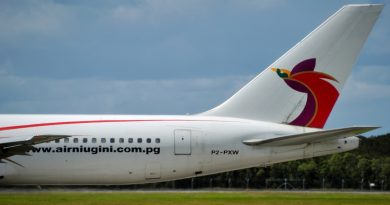 Air Niugini Flying to Federated States of Micronesia