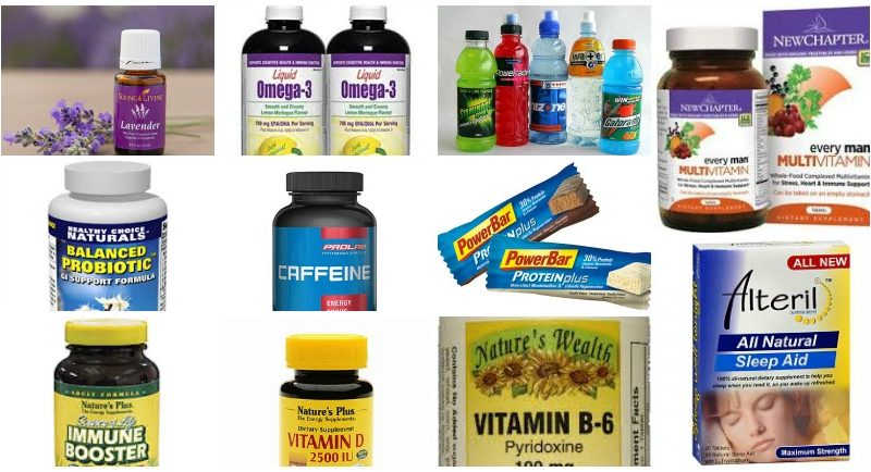 Health & Wellness Items for your Travelling