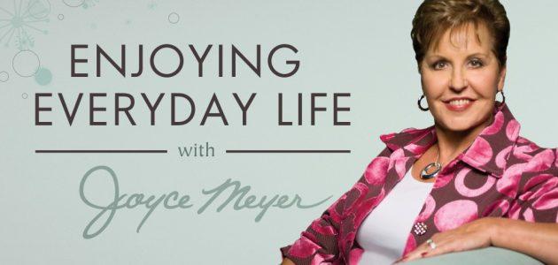 Enjoying Everyday Life with Joyce Meyer