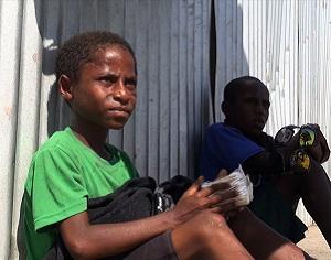 Port Moresby: Street Kids' Survival
