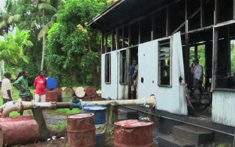 Beautiful Daru Serious In Alleviating Sanitation Issue