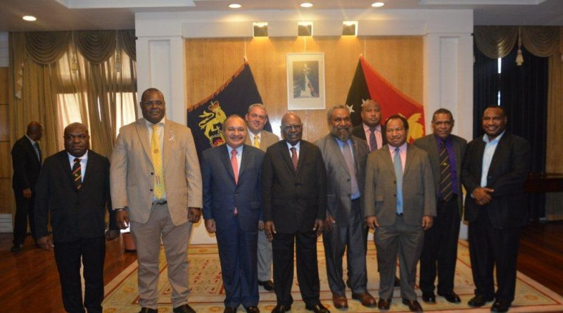 Ministers Reshuffled and Sworn In