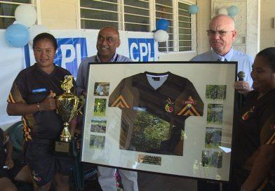 CPL PNG Lewas Remain Unbeatable