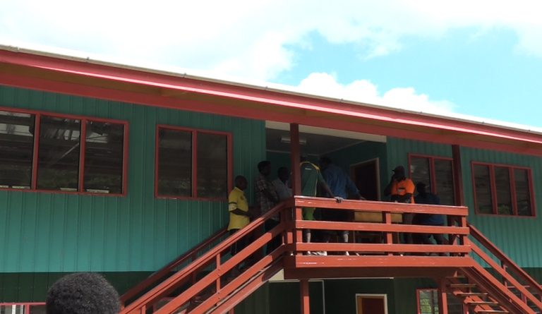 New Infrastructure for Panguna Primary
