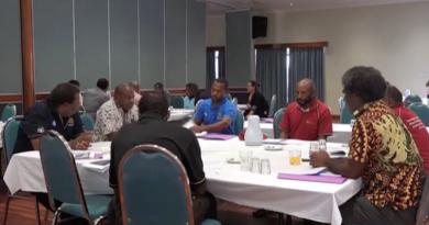 Public Consultative Workshop on Financial Services