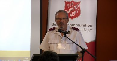 Salvation Army Launches 2016 Red Shield Appeal