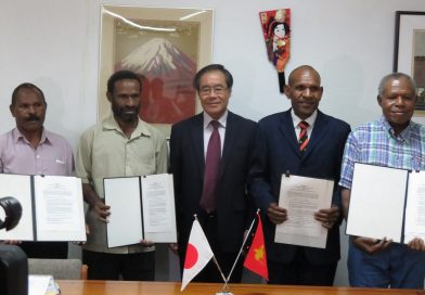 Japan Assists in Funding of New Infrastructures for Rural Schools