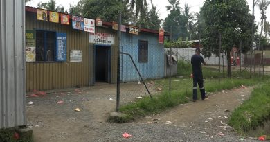 Six Suspects Shot by Lae Police in Two Seperate Incidents