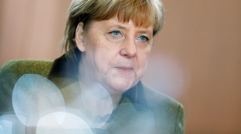 Germany's Merkel says will work with Trump on climate policy