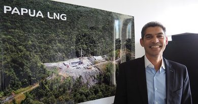 Total aiming to start Papua LNG production in 2022/23, says Blanchard