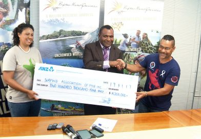 PNG Tourism Promotion Authority Backs Surfing Association of PNG