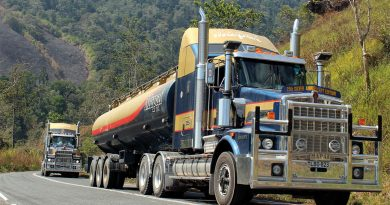 Trucking Companies Struggling to Maintain Profits as Bad Roads Drive Up Costs