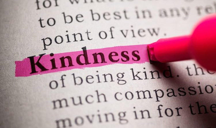 Fake Dictionary, definition of the word Kindness.