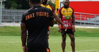 Lae Snax Tigers Victorious