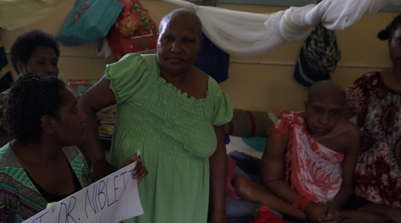 Special Report: Cancer Patients in PNG Cancer Facility Call on Government to Look into Their Plight