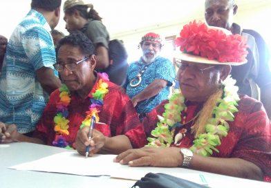 Rigo Sitting MP Ano Pala is Nominated