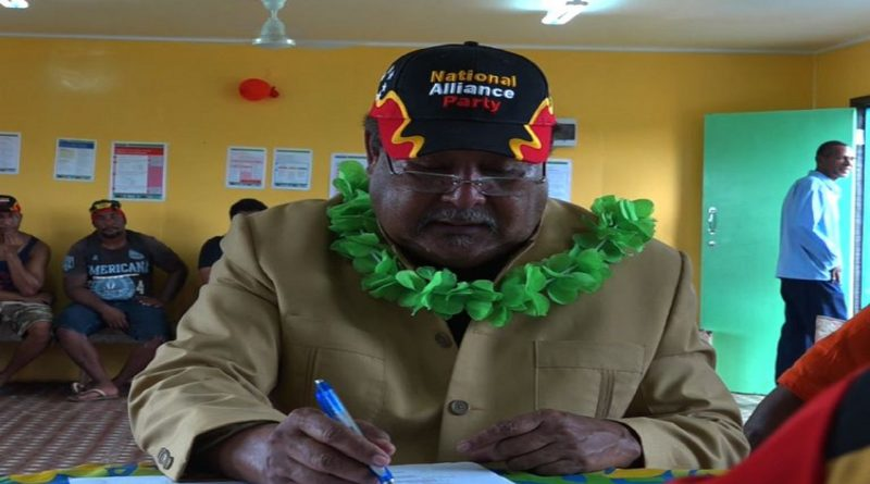 24 Candidates Nominated for Abau Open Seat