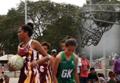 Port Moresby Netball Association opens Season with 14 teams in Round 1