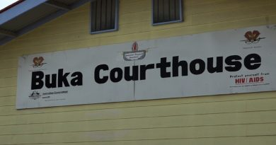 Court Order Restricts Buka Town Mayor, Council board from meddling with Town's management