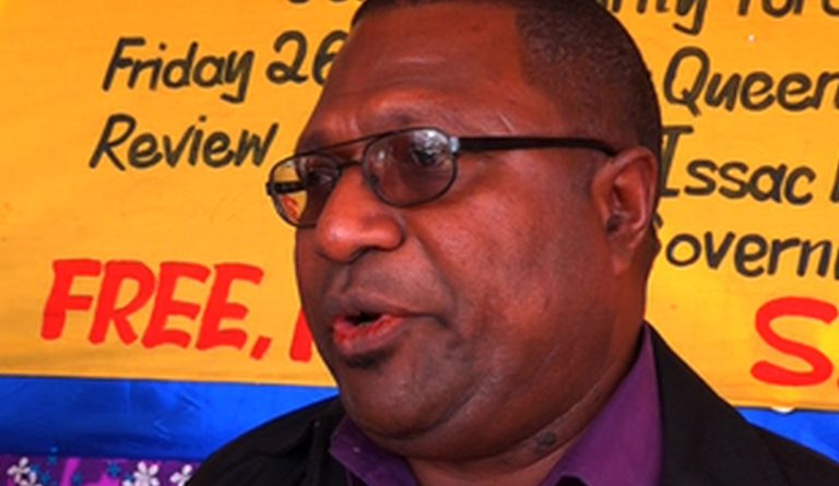 Gamato's Decision on Change of Polling Station in North Waghi Remains