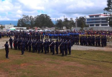 Joint Security Forces Operation Launched Today in Mt Hagen