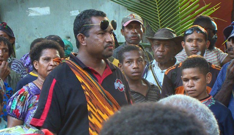 Vote for land, says Motu-Koitabu candidate