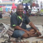 Elections through the eyes of an informal business man