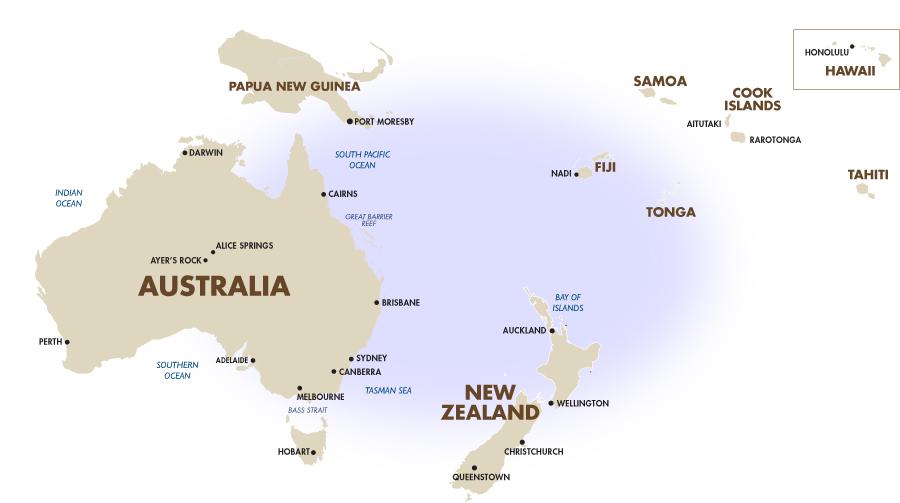 Oceania Cruises 2018  2019 Unieke bestemmingen en