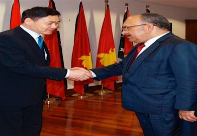 China president to pay State visit to PNG