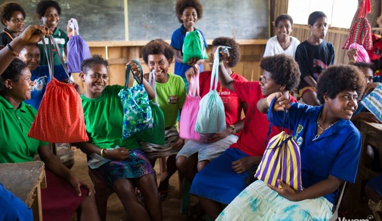 Days for Girls in PNG with YWAM