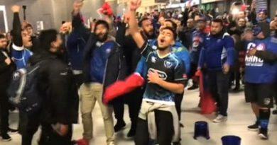 Samoans Stay Patriotic Despite Loss