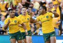 Australia stagger to shaky 40-27 win over Italy