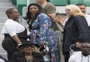 Serena Williams says 'heart dropped' at surprise pregnancy