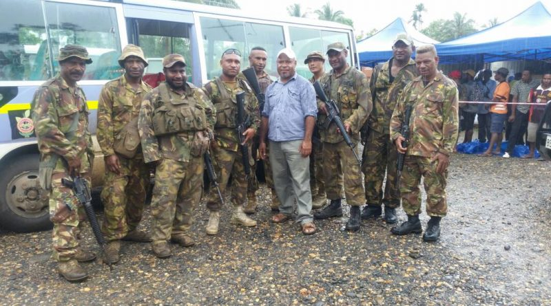 Over 100 Border Soldiers for Western Province Elections