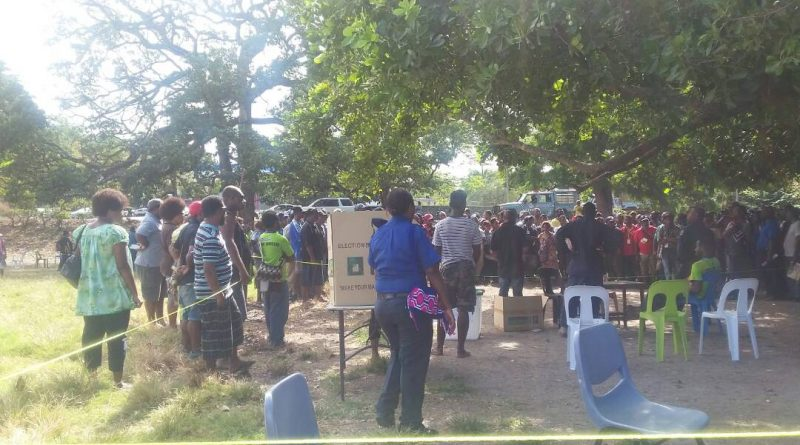 Moresby Elections Marred by Delays