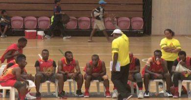 Port Moresby Men's Basketball League announces squad