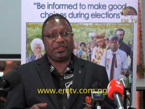 Patilias Gamato says Electoral Commission will in the future look into voter registration