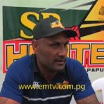 Coach Michael Marum Not Satisfied with Team's Performance