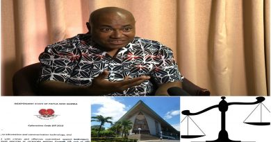 PNG Media Council to get legal Opinion on Cybercrime Act