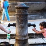 Wars of the 'noses': drought threatens Rome's eternal drinking fountains